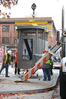 The Portland Loo touches down.